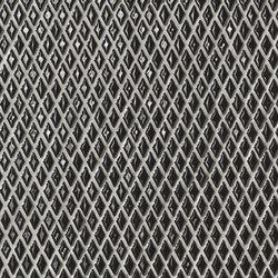 Rhumbus nero lucido | Mosaike | Petracer's Ceramics