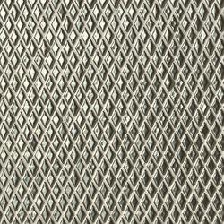 Rhumbus platino | Mosaïques | Petracer's Ceramics