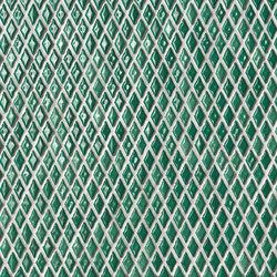 Rhumbus verde smeraldo | Ceramic mosaics | Petracer's Ceramics