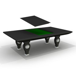 Bespoke Billiard | Game tables / Billiard tables | CHEVILLOTTE