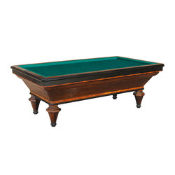 Billard Anciens d'epoque | Game tables / Billiard tables | CHEVILLOTTE