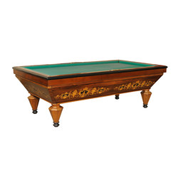 Antique Billiard | Game tables / Billard tables | CHEVILLOTTE