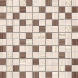 Velvet malla marrón | Mosaicos | KERABEN