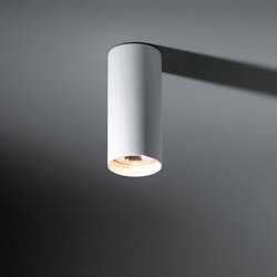 Nude ceiling LED retrofit | Ceiling-mounted spotlights | Modular Lighting Instruments