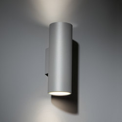 Nude wall IP55 2x LED | Focos reflectores | Modular Lighting Instruments