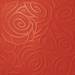 Tango rosso | Floor tiles | Petracer's Ceramics