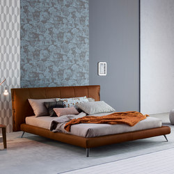 Cuff Bed | Double beds | Bonaldo