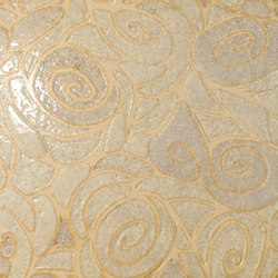 Tango tradimento su fondo beige | Ceramic tiles | Petracer's Ceramics