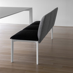 Add bench system | Modular seating systems | lapalma