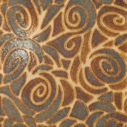 Tango odio su fondo beige | Ceramic tiles | Petracer's Ceramics
