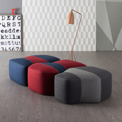 Earth, Wind, Fire | Pouf | Bonaldo
