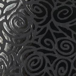 Tango Rock nero pietra lavica mirror | Bodenfliesen | Petracer's Ceramics
