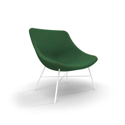 Auki | Lounge chairs | lapalma