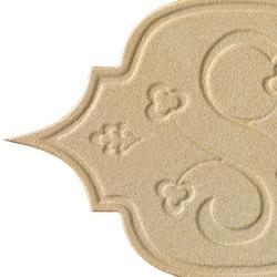 Unico tozzetto mirra | Piastrelle/mattonelle per pavimenti | Petracer's Ceramics