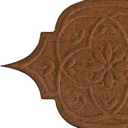 Unico tozzetto tabacco | Bodenfliesen | Petracer's Ceramics
