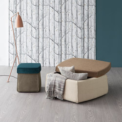 Secret | Poufs | Bonaldo