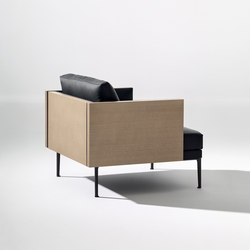 Steeve armchair | Lounge chairs | Arper