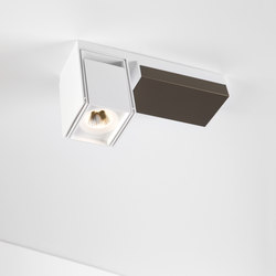 Rektor LED TrE dim GI | Deckenstrahler | Modular Lighting Instruments
