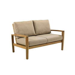 Oyster Reef 2-Seater Sofa | Garden sofas | Gloster Furniture