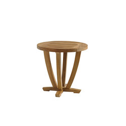 Oyster Reef Round Side Table | Coffee tables | Gloster Furniture GmbH
