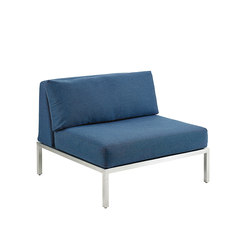 Wedge Center Unit | Garden armchairs | Gloster Furniture GmbH