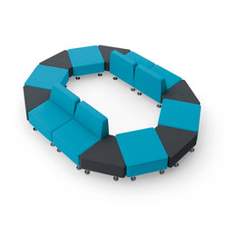 Wall In | Seating islands | PROFIM