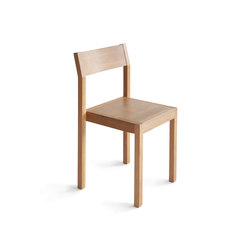 Seminar KVT2 Stackable Chair | Chaises | Nikari