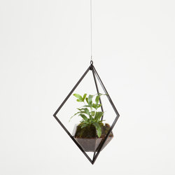 Graphite Planter | Maceteros | Farrah Sit