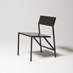 Noir Dining Chair | Restaurant chairs | Farrah Sit