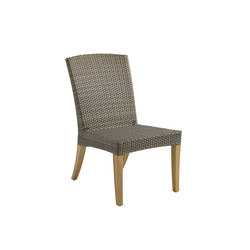 Pepper Marsh Dining Side Chair | Garden chairs | Gloster Furniture