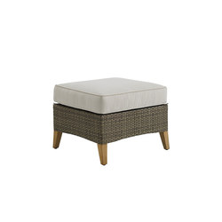 Pepper Marsh Ottoman | Pouf da giardino | Gloster Furniture GmbH