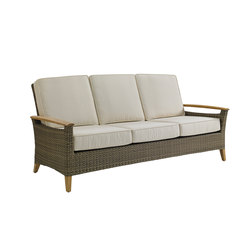 Pepper Marsh 3-Seater Sofa | Garden sofas | Gloster Furniture GmbH