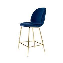 Beetle Bar Chair | Tabourets de bar | GUBI