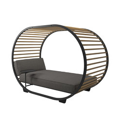 Cradle Daybed | Sun loungers | Gloster Furniture GmbH