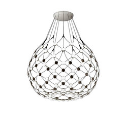 Mesh Ø 80cm | Ceiling lights | LUCEPLAN