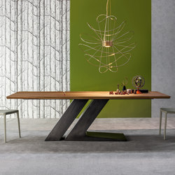 Table TL | Mesas comedor | Bonaldo