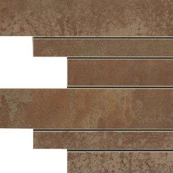 Kursal muro moka | Ceramic mosaics | KERABEN