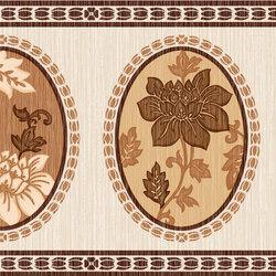 Thai listelo beige | Ceramic tiles | KERABEN