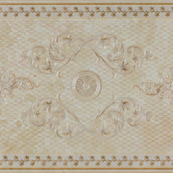 Laurent medici cream | Ceramic tiles | KERABEN