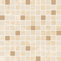 Laurent malla cream | Mosaike | KERABEN