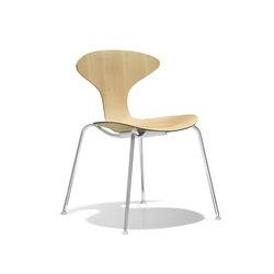 Orbit | Restaurant chairs | Bernhardt Design