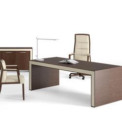Belesa espresso marfil | Executive desks | Ofifran