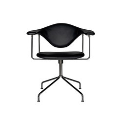 Masculo Swivel Chair | Conference chairs | GUBI