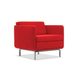 Gaia Lounge | Lounge chairs | Bernhardt Design