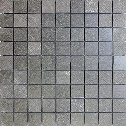 Lava mosaico grafito | Mosaïques | KERABEN