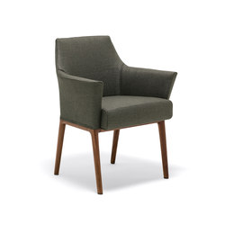 Alina Small Armchair | Visitors chairs / Side chairs | Giorgetti