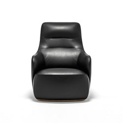 Caddy Wing Chair | Lounge chairs | Giorgetti