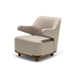 Cozy Armchair | Lounge chairs | Giorgetti