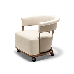 Lady Armchair | Lounge chairs | Giorgetti