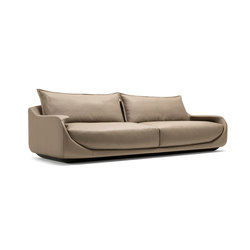 Martini Two-seat Sofa | Canapés d'attente | Giorgetti